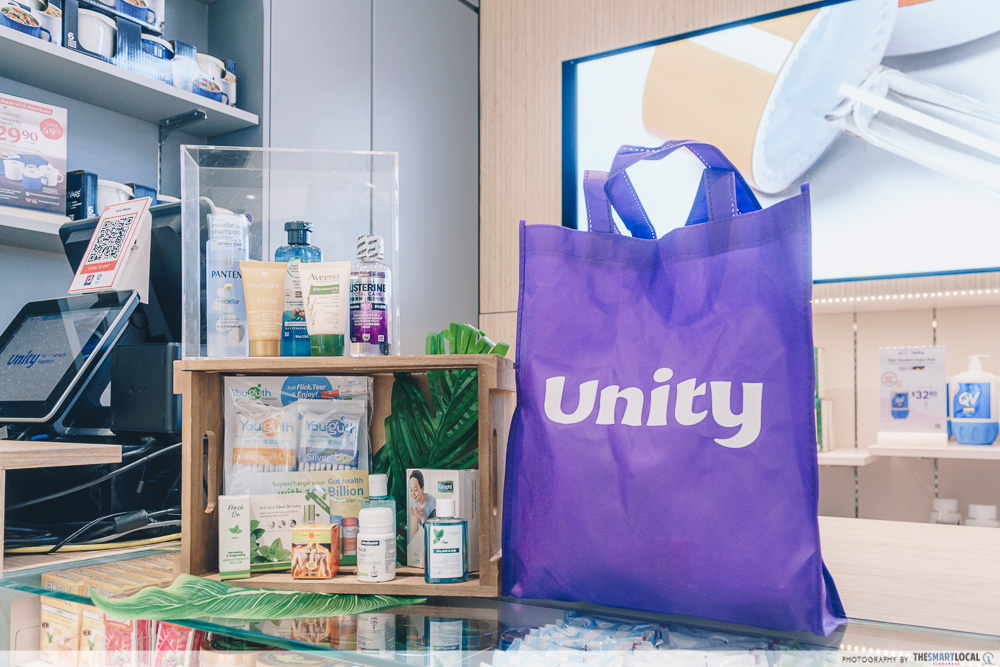 Unity Goodie Bag