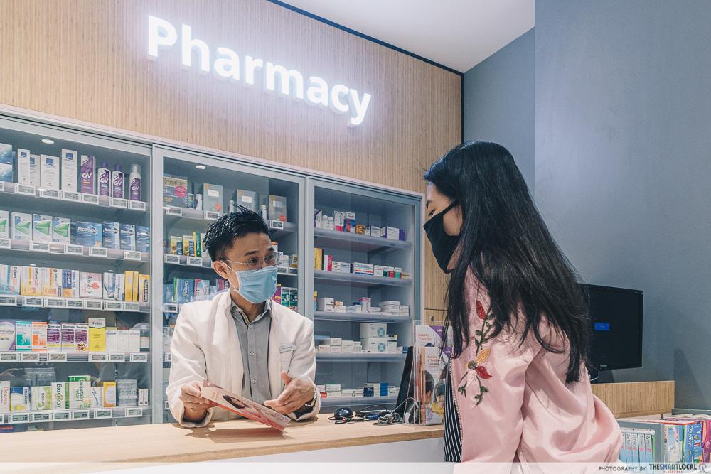 Unity Pharmacy Singapore