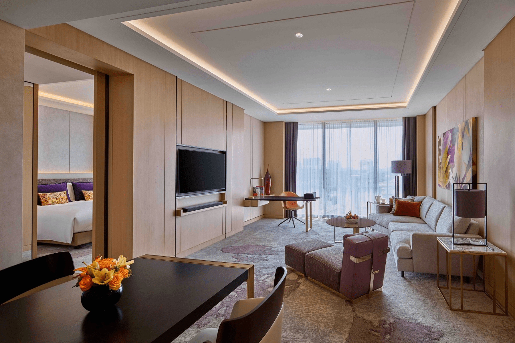 Sofitel work from hotel package - luxury room