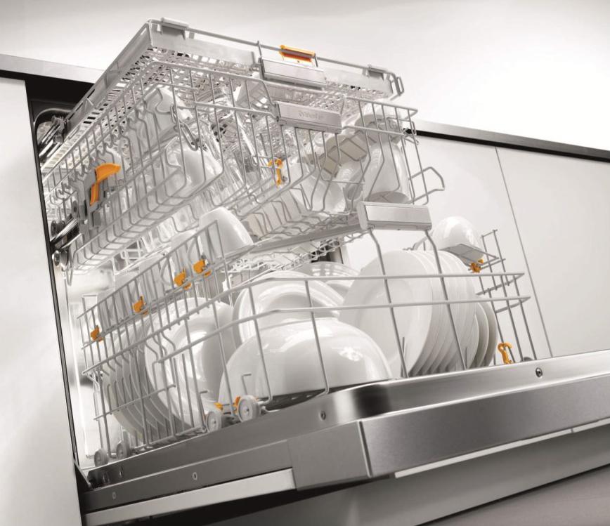 Miele G 4960 SCVi built in dishwasher