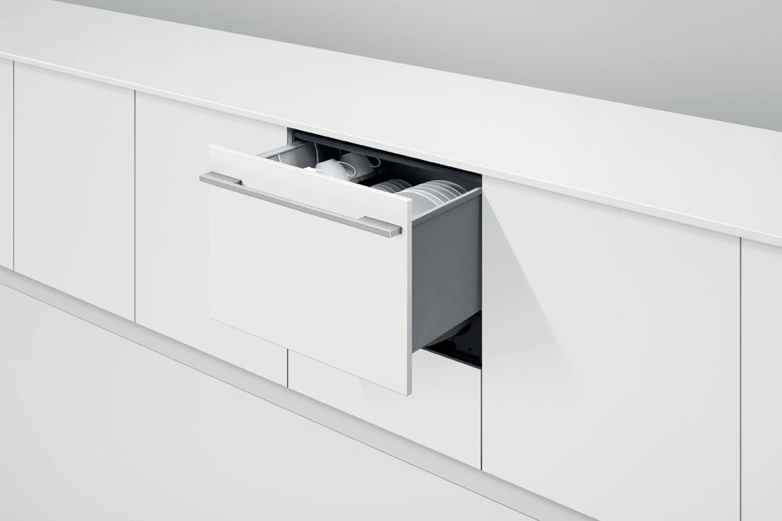 Fisher & Paykel DD60STI9 quiet dishwasher