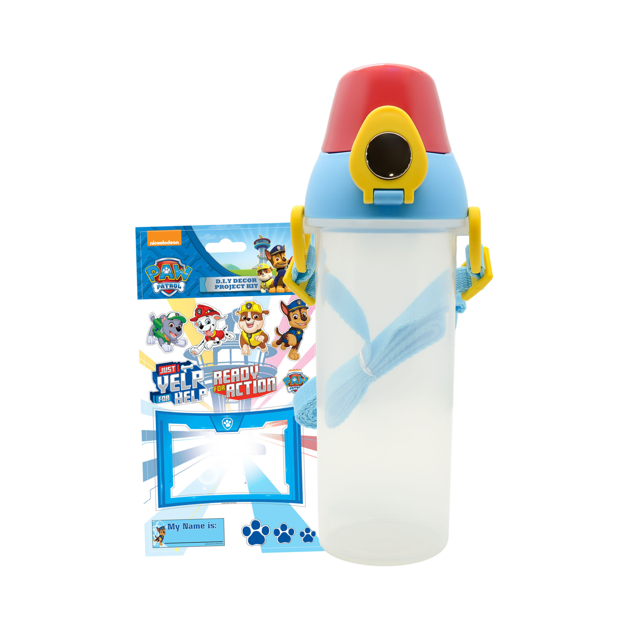 this kid-friendly bottle is leak-proof and durable to prevent spillages and cracks