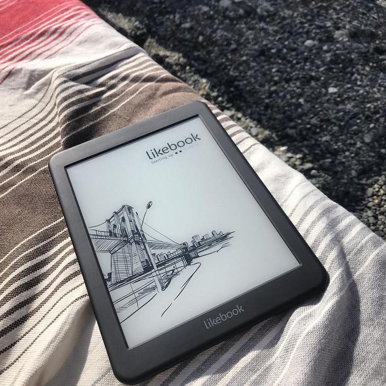 ebook reader singapore - likebook mars