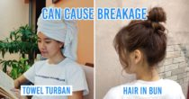 "5 ""Convenient"" Habits That Secretly Lead To Hair Loss, According To Beijing 101's Experts"