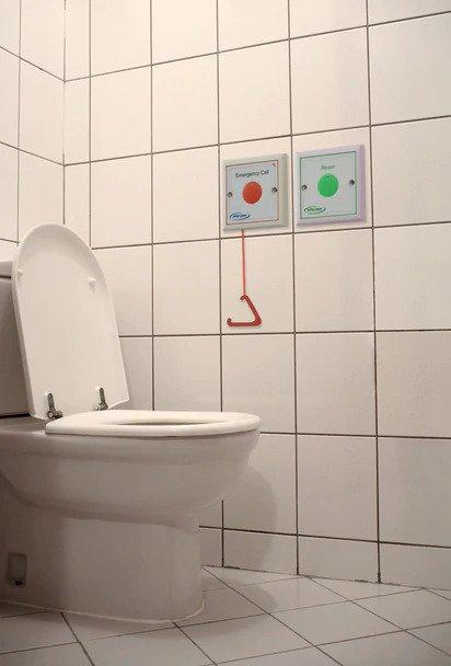 toilet alarm