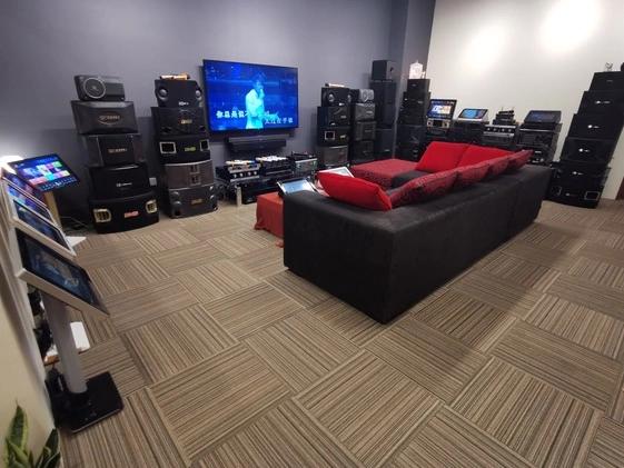 Home karaoke system - MB Karaoke System