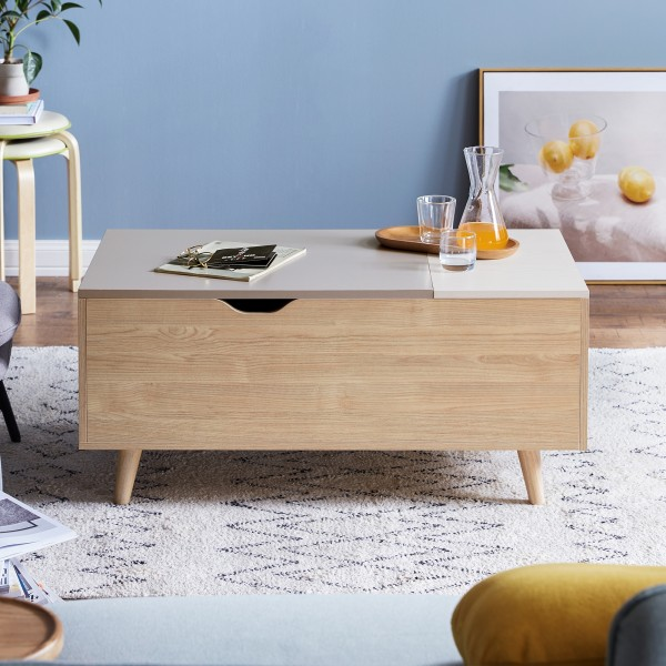 home office ideas - Nery's Coffee Table