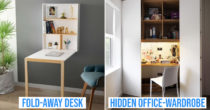 12 Home Office Ideas To Make Use Of The Nooks In Your Home In Singapore
