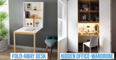 home office ideas singapore