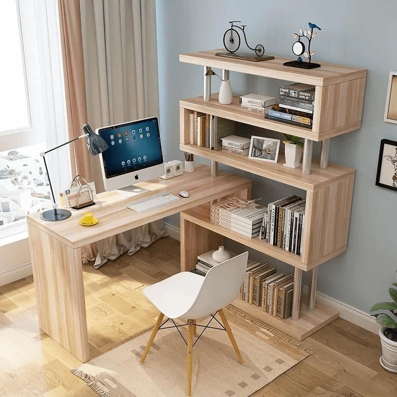 Modular study desk