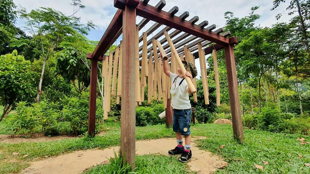 HortPark Singapore- nature playgarden