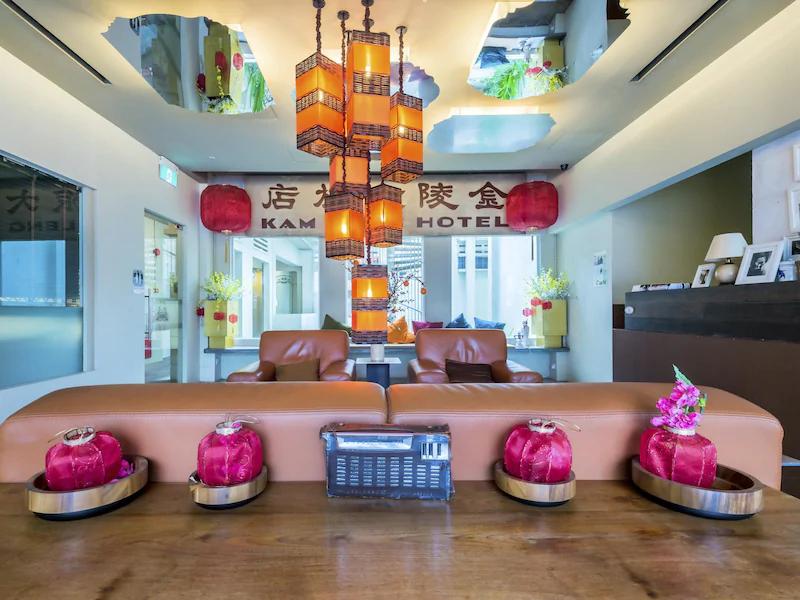 Hotel staycation deals - Kam Leng Hotel