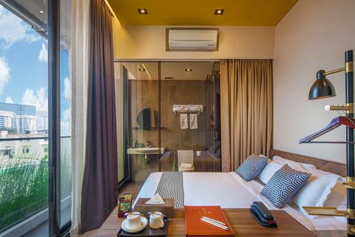 Hotel staycation deals - Hotel Yan