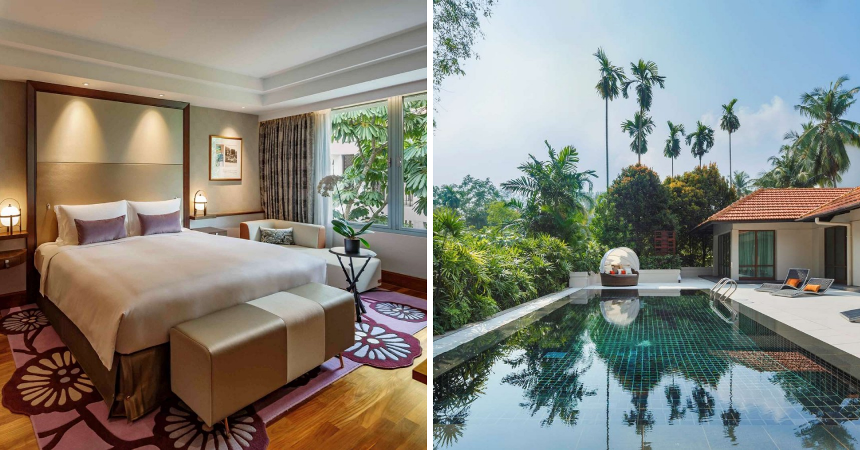 Hotel Staycation Deals - Sofitel Singapore Resort & Spa