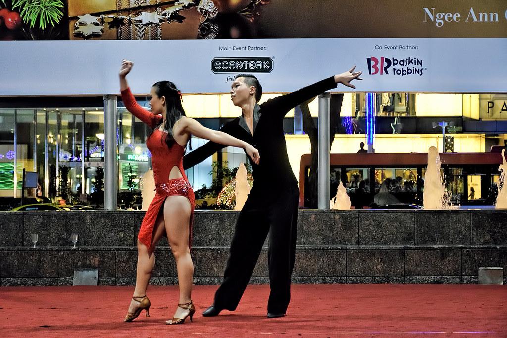 Dancesport module