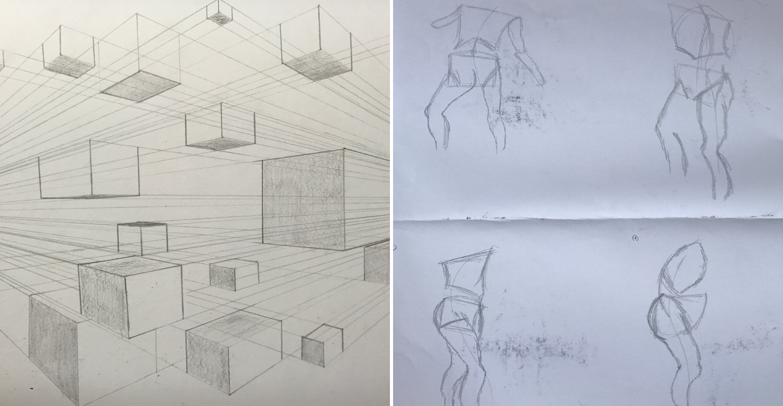 life drawing module