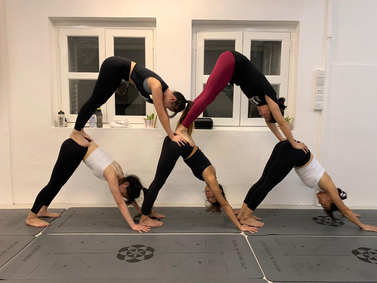 Introduction to hatha yoga and pilates module