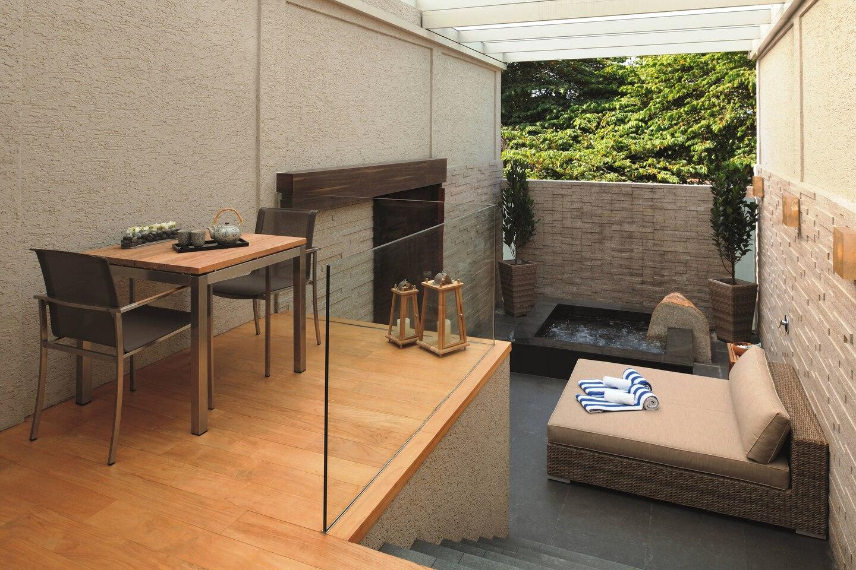 Onsen Suite at Le Meridien