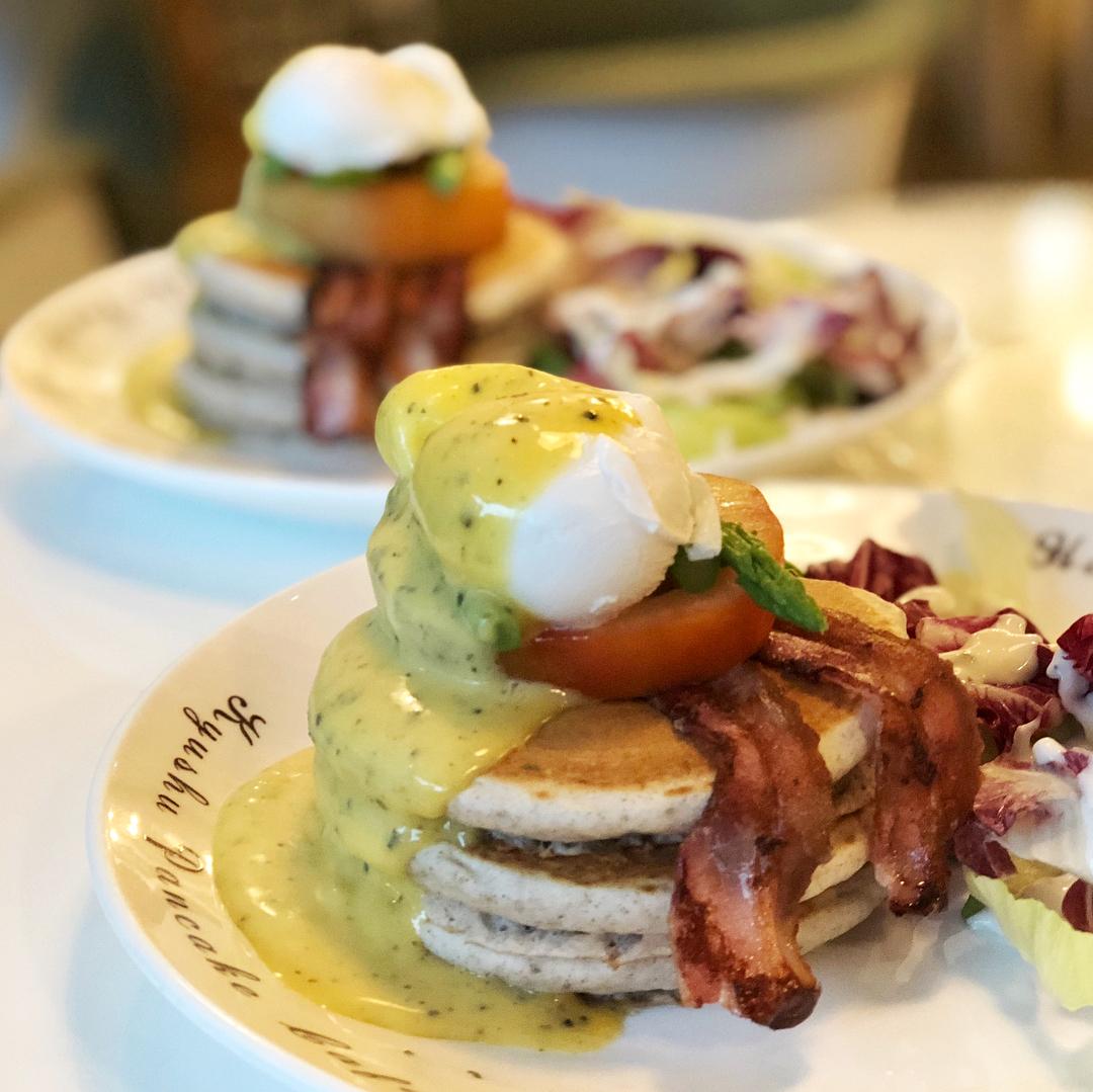 new cafes and restaurants september - Kyushu Pancake