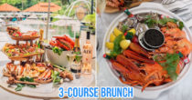 Sofitel Sentosa Now Has A Luxury Brunch With Lobsters & Free-Flow Champagne To Treat Yourself With