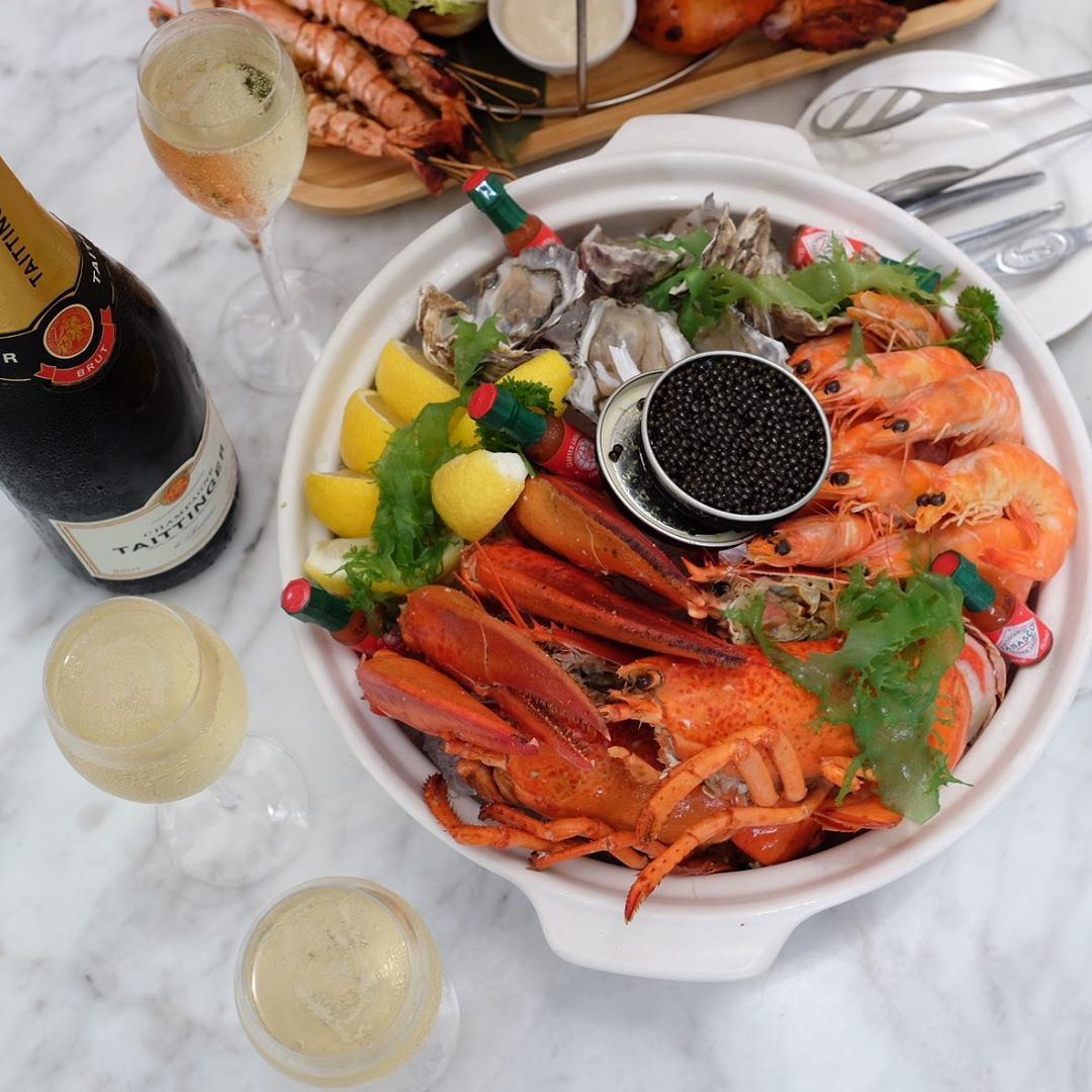 sofitel sentosa brunch - kwee zeen - Sunday Champagne Brunch
