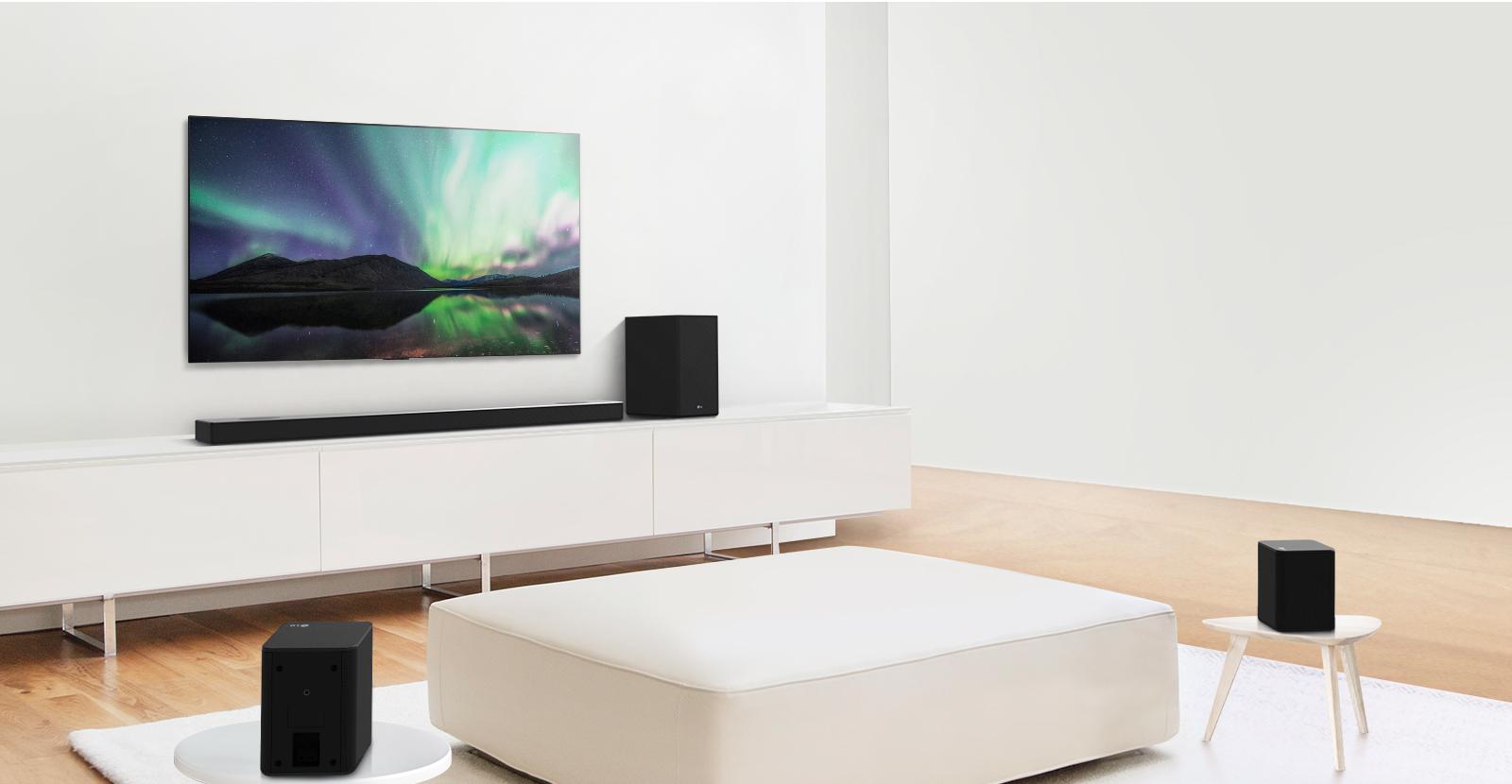 LG SN11RG Soundbar