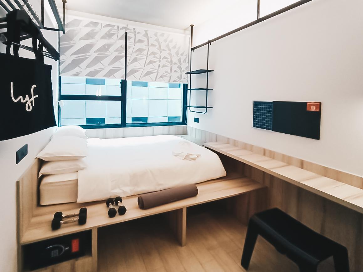lyf funan - 2 bedroom apartment