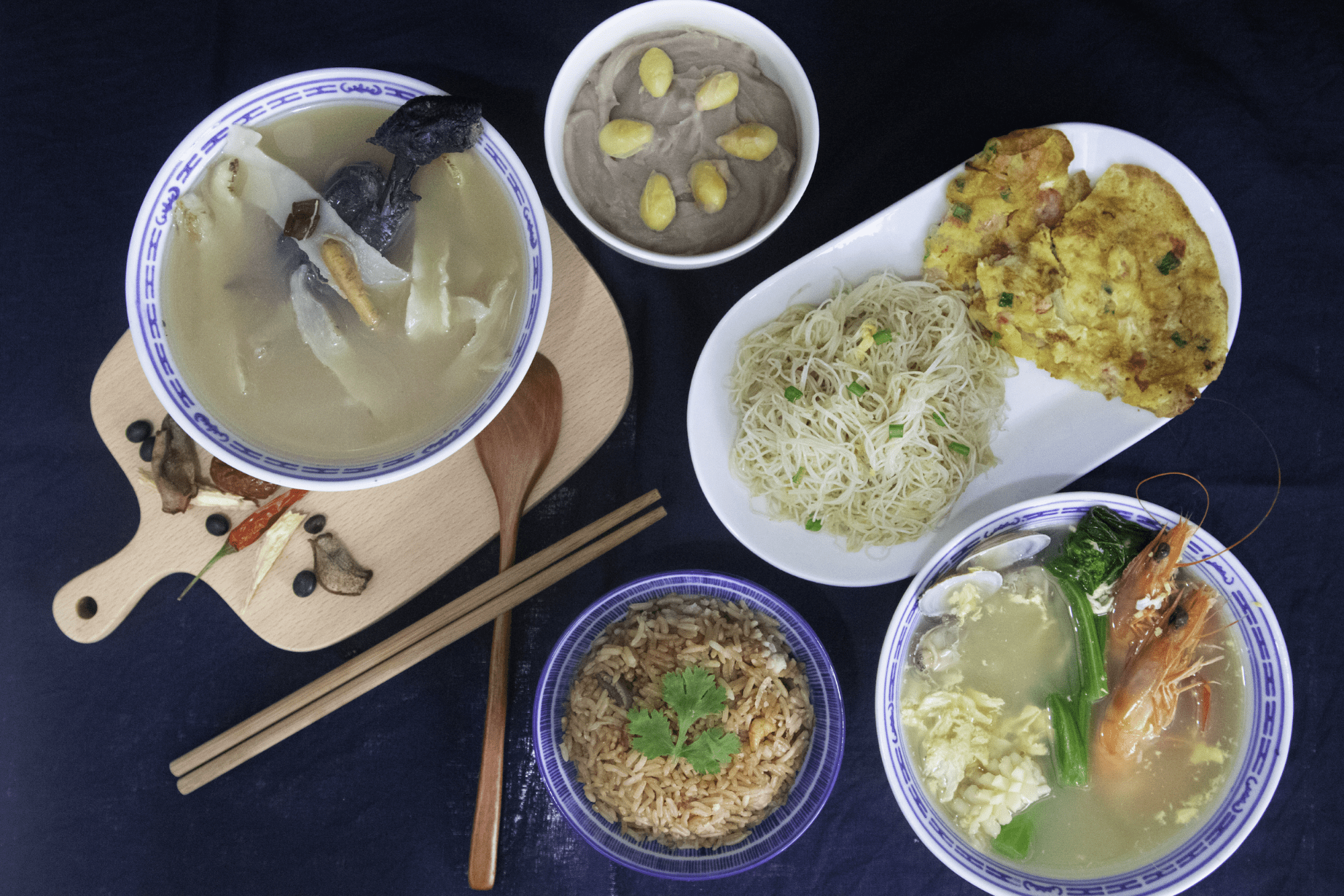 Happy MamaPapa Catering Singapore - Food Delivery