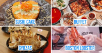7 Cafes And Restaurants In Singapore With Free Birthday Perks Like Boston Lobster, Buffet, And Gyozas According To Your Age