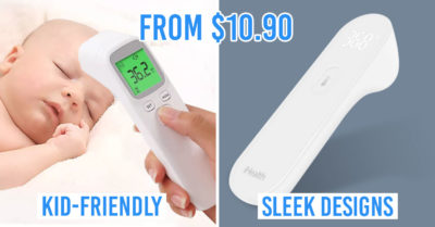 best thermometers in Singapore