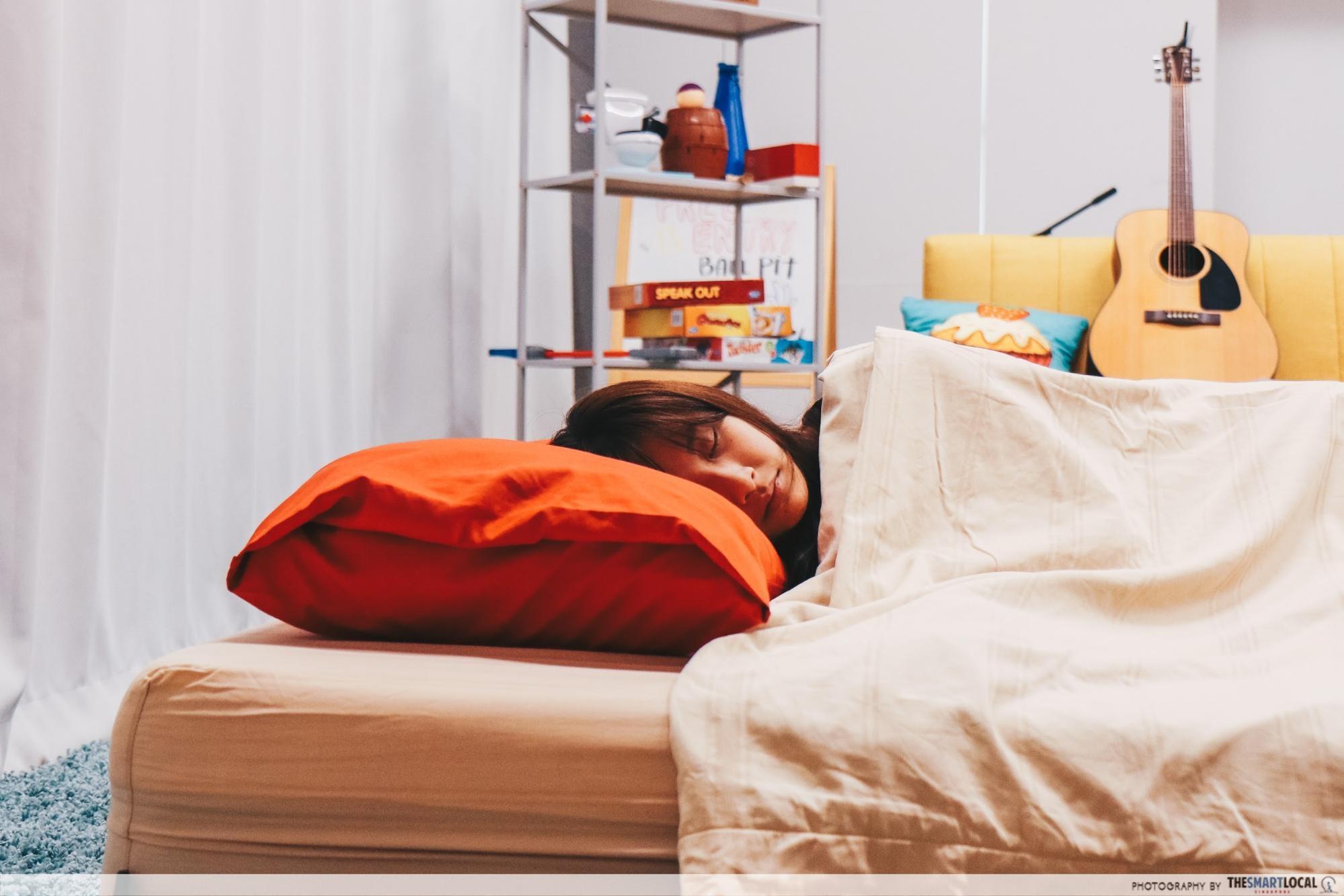 Habits for Hair Loss - Sleep