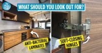 8 Kitchen And Wardrobe Design Tips For Your New BTO To Last For The Long Run
