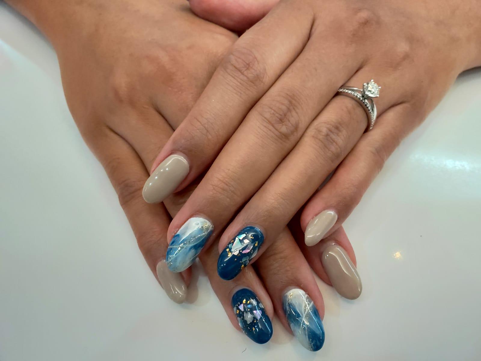 summer nail salon, assisi fun day 2020