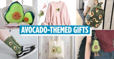 Avocado Gifts Taobao