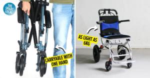 best wheelchairs in singapore