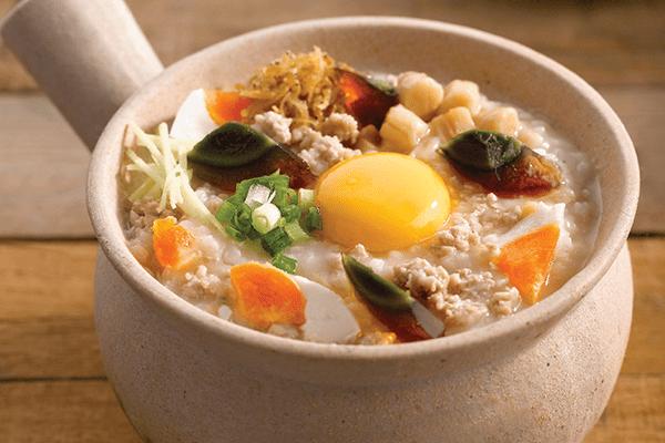 A-One Claypot House Porridge