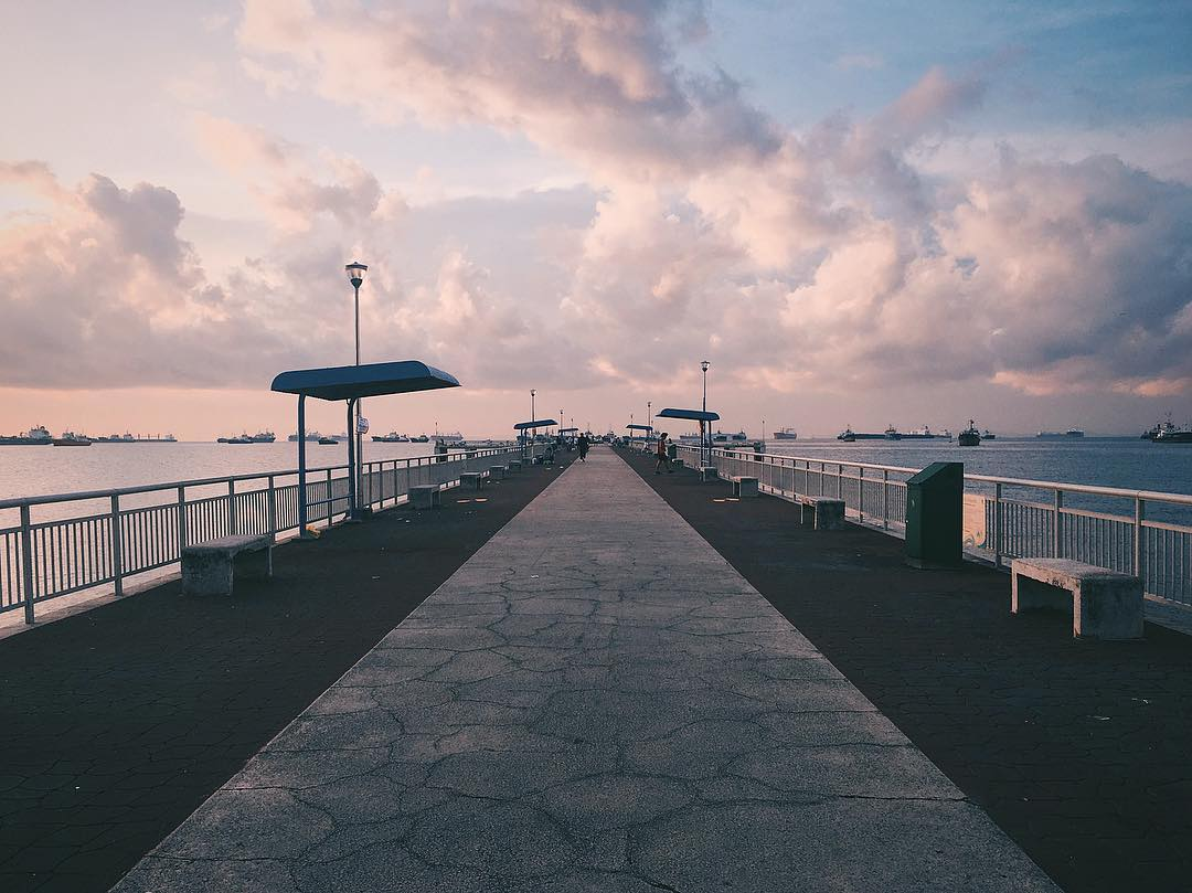 East Coast Park - Bedok Jetty