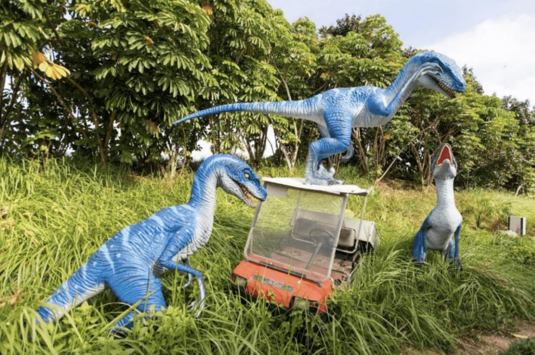 East Coast Park - Changi Jurassic Mile