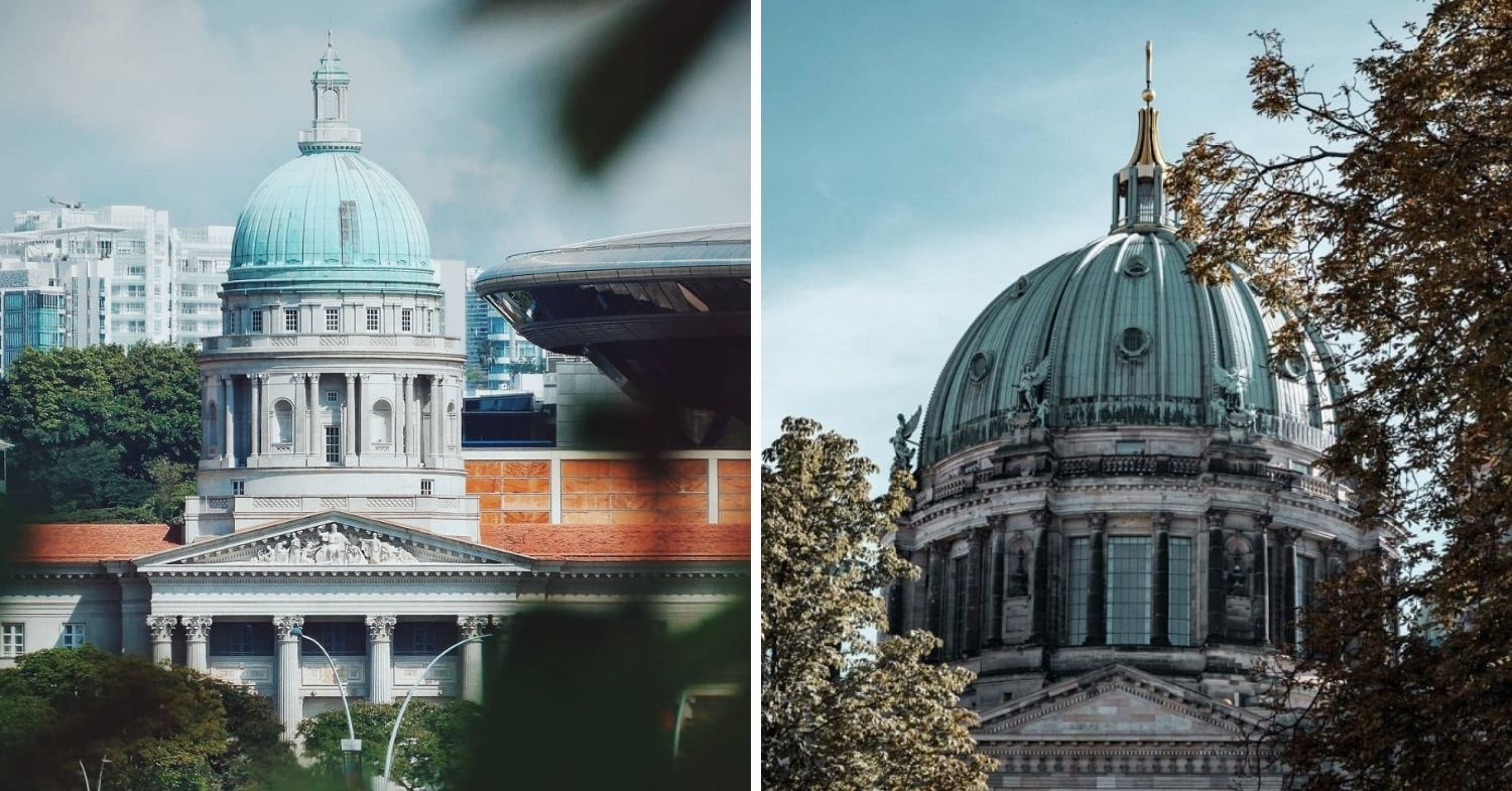 National Gallery and Berlin Dom