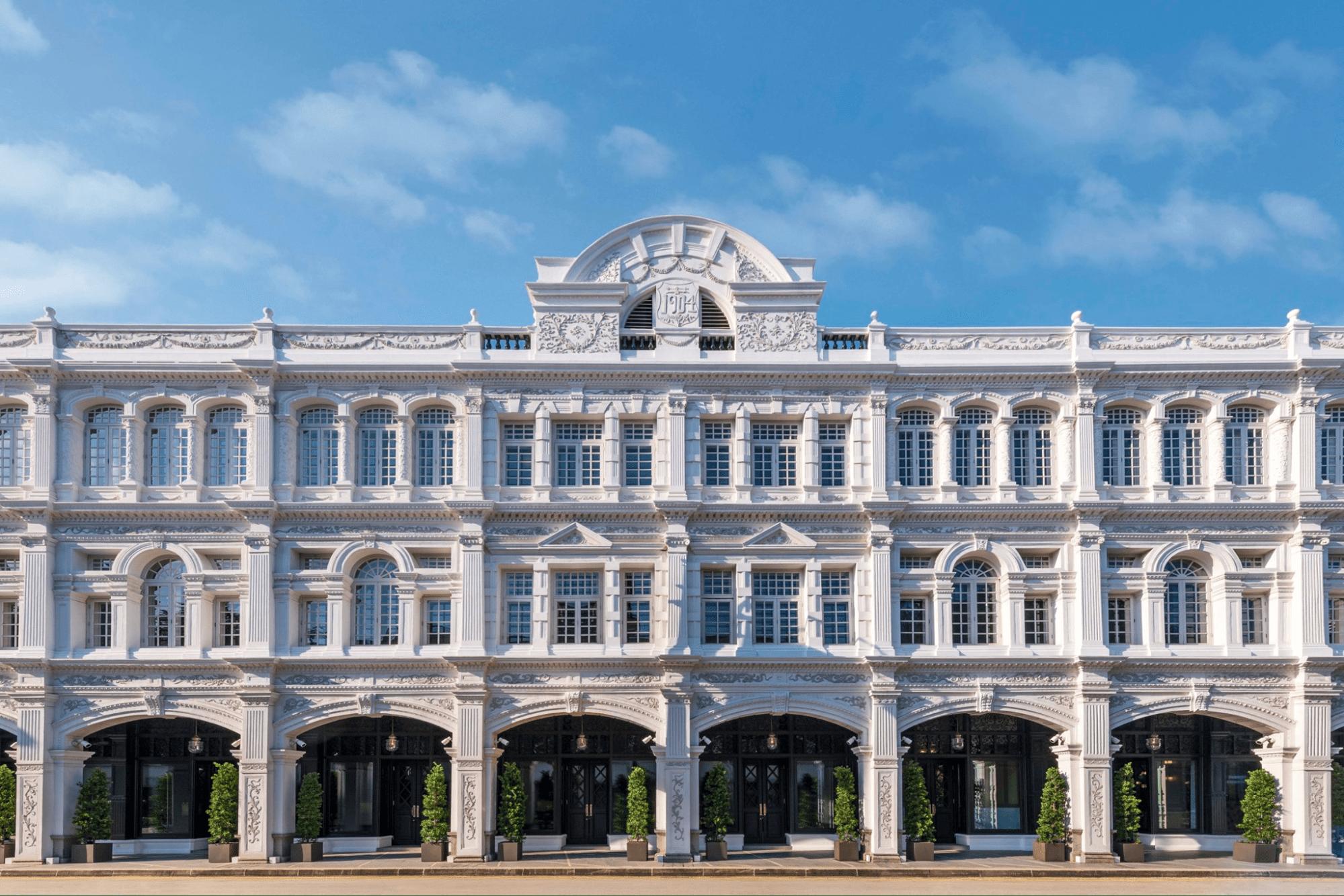 Capitol Kempinski Hotel - Europe in Singapore