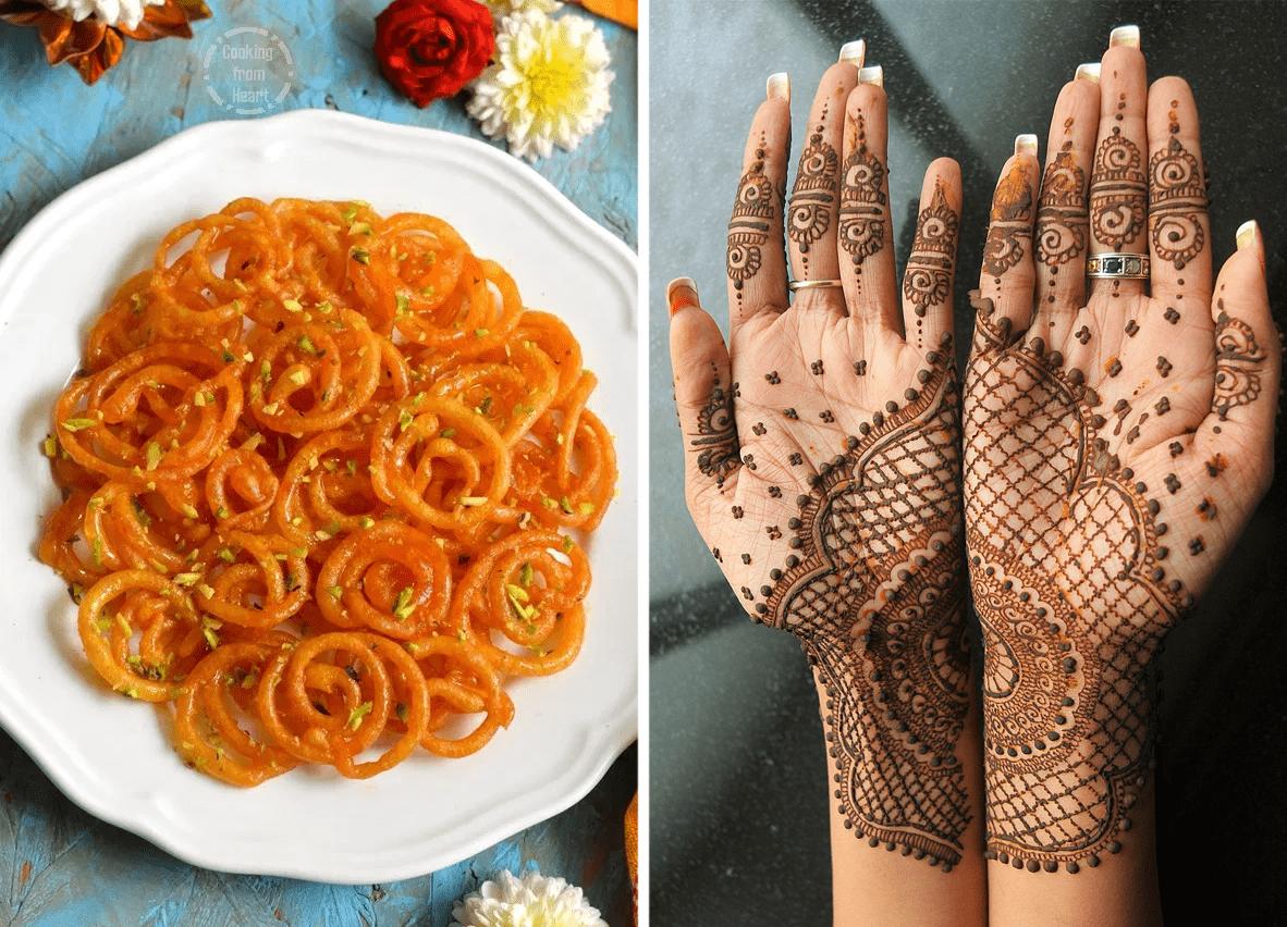 Deepavali Workshops Indian Cooking Henna