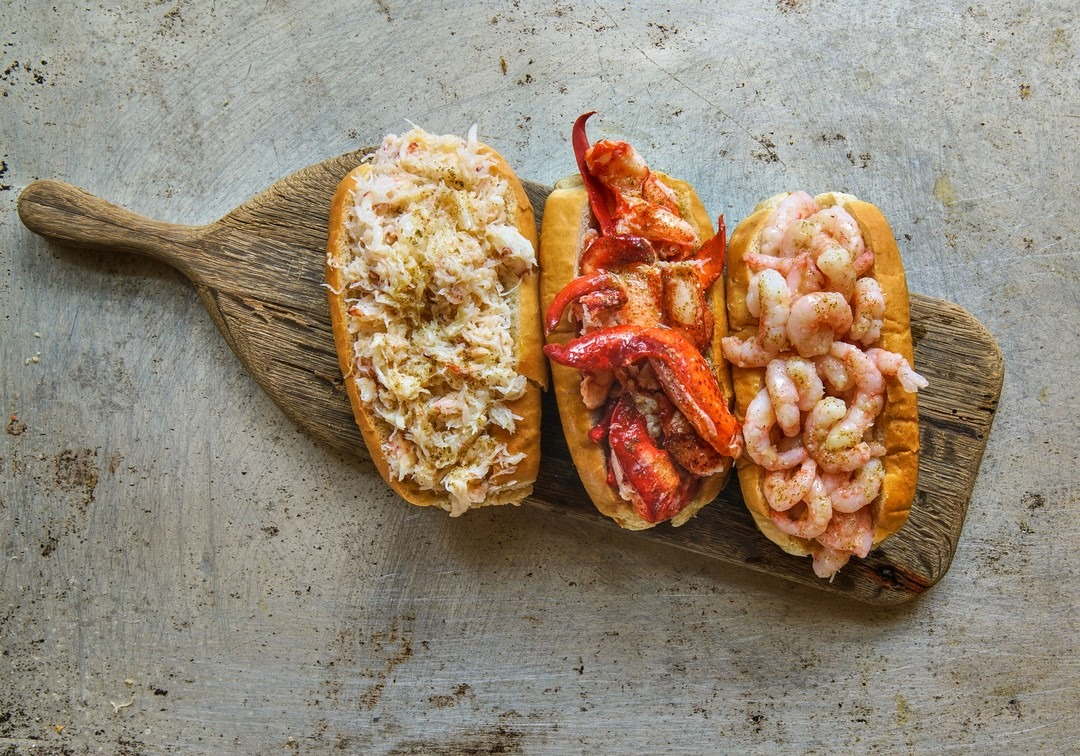 luke's lobster, lobster rolls