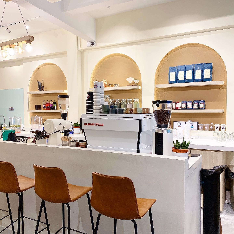 kream & kensho cafe interior