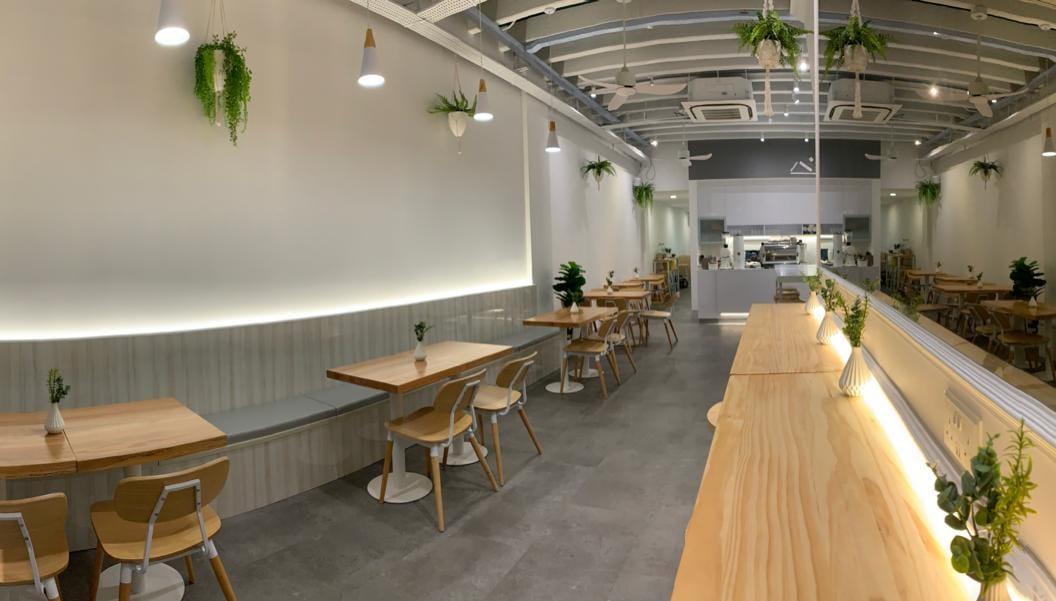 c cafe interior