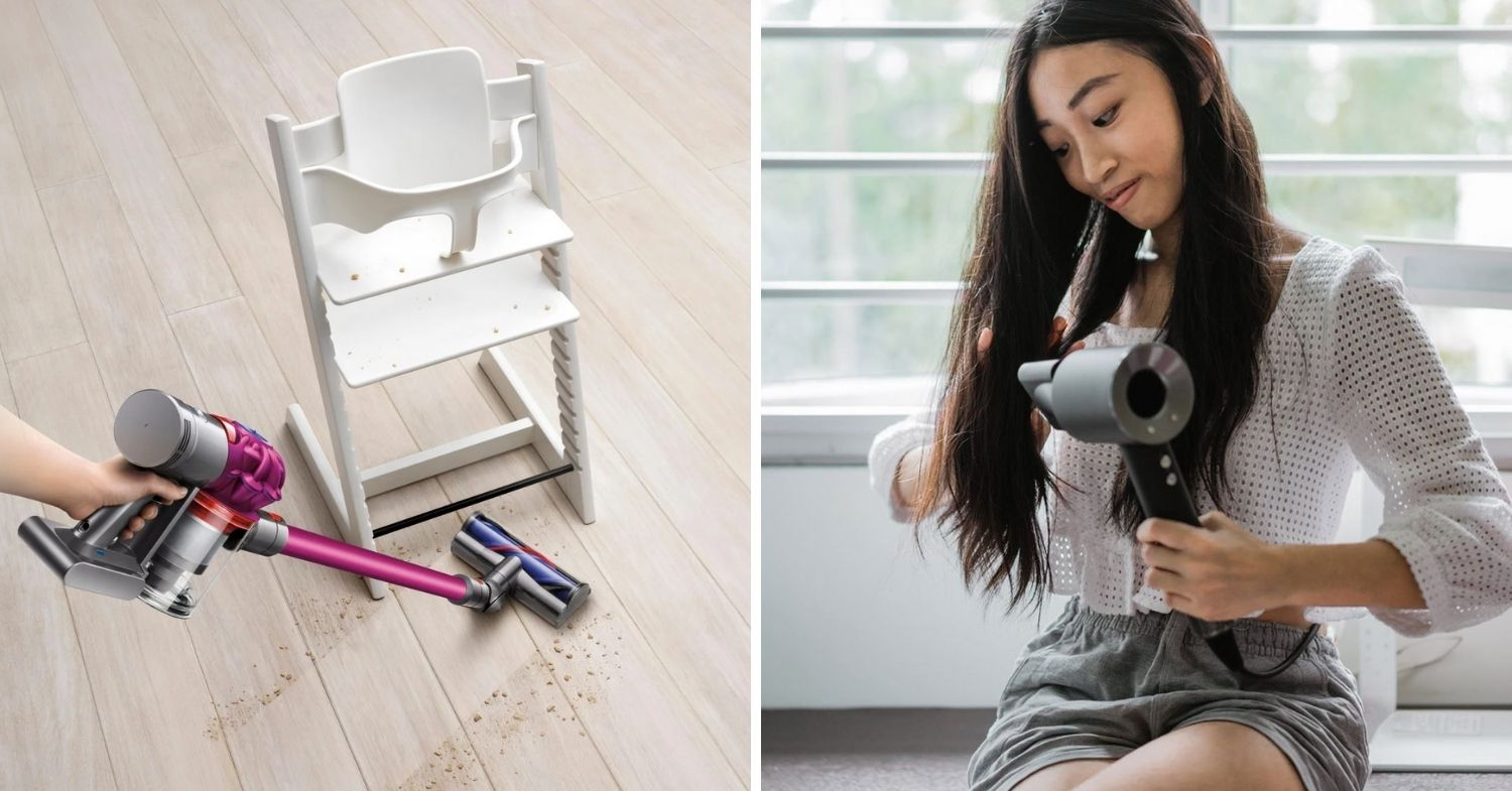 November 2020 Deals - Up to 50% off selected Dyson products at Best Denki stores