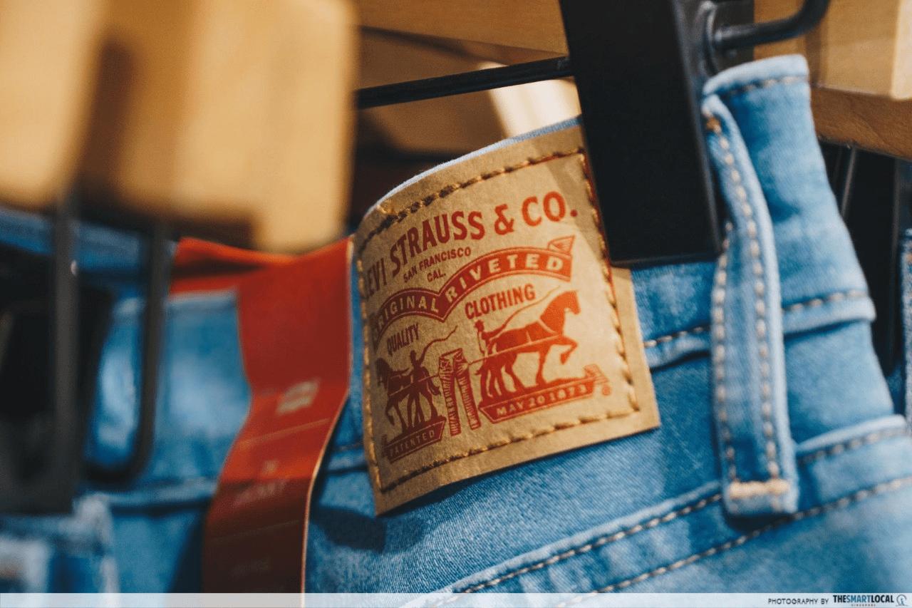 Levi's jeans November 2020 deal