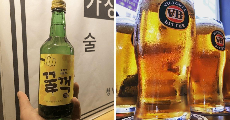 $1 soju shots, $2 beer pints and $3 wine at Stickies Bar November deals