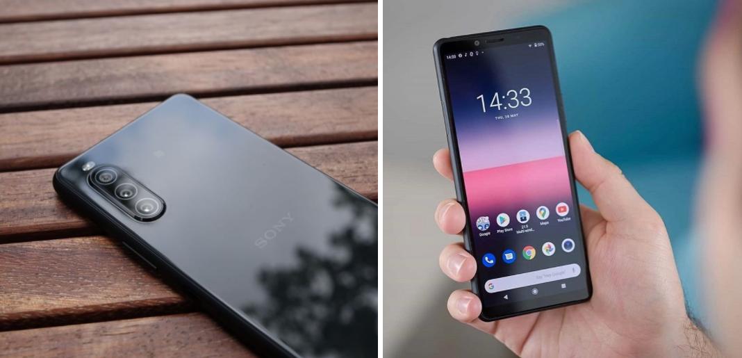 cheap smartphone singapore - sony xperia 10 ii