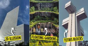 Singapore Building Secrets