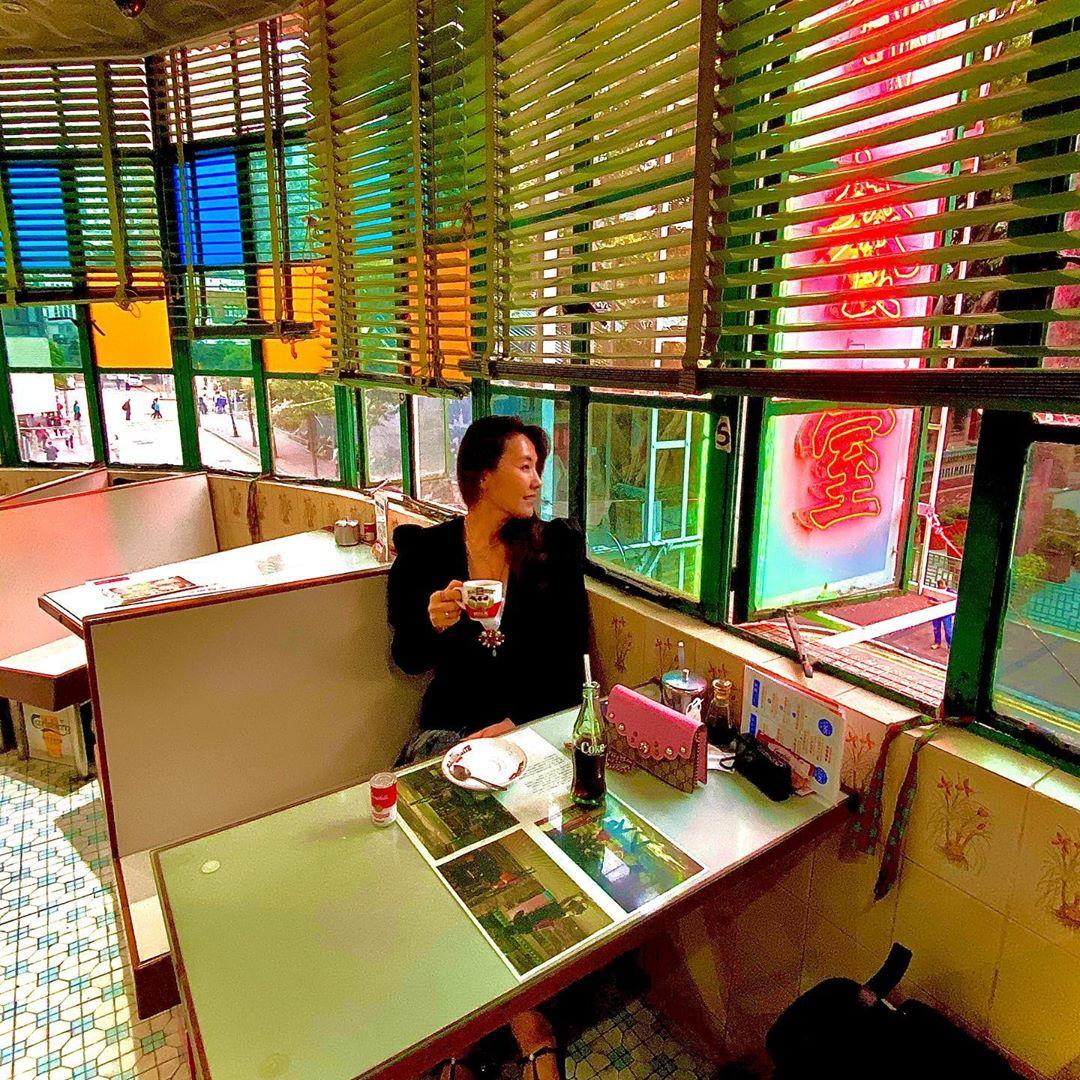 Mido Cafe in Hong Kong
